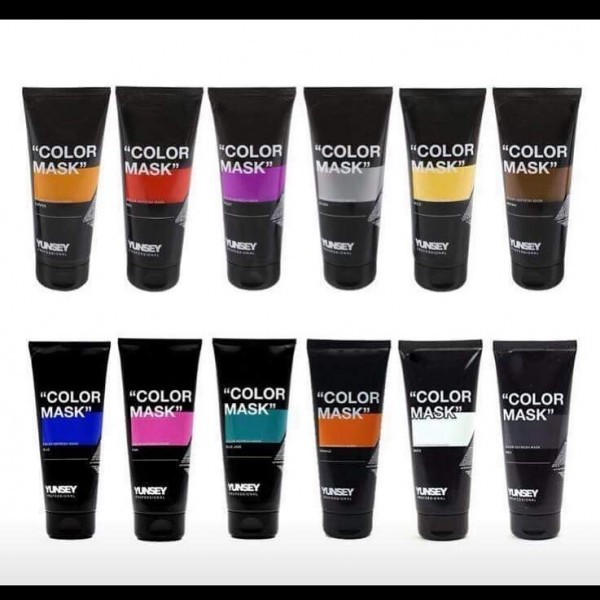 Color Mask Yunsey