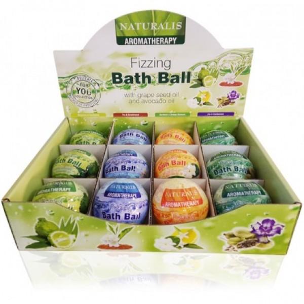 FIZZING BATH BALLS