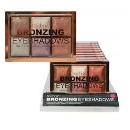 TECHNIC BRONZING EYESHADOWS