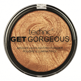 TECHNIC GET GORGEOUS HIGHLIGHTERS 24K gold
