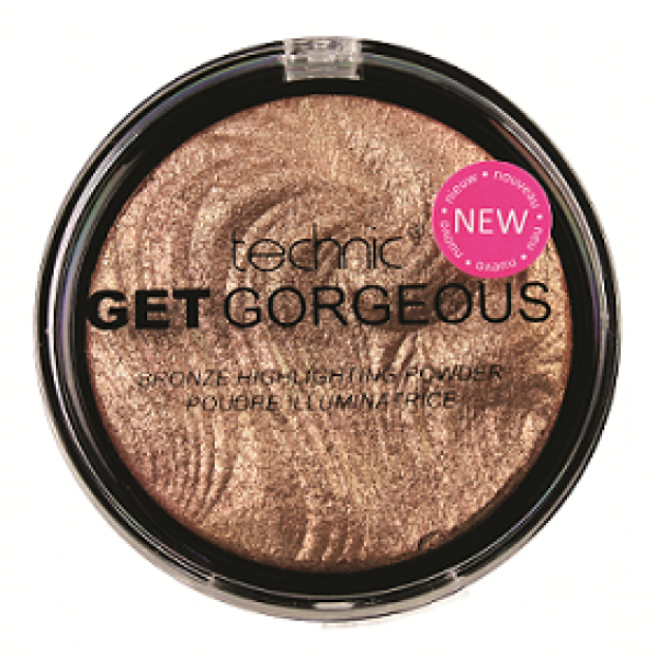 TECHNIC GET GORGEOUS HIGHLIGHTERS Bronze