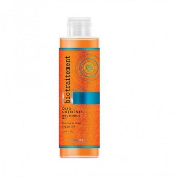 Bio Treatment Nourishing Oil/ Λάδι Μαλλιών Αντηλιακό
