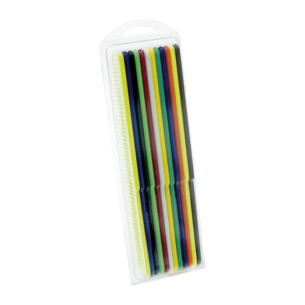 Moser-Wahl  12 Flat Top Cutting Combs (4502-7180)