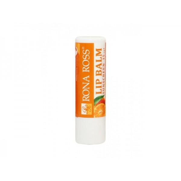Rona Ross Lip Balm Orange SPF15